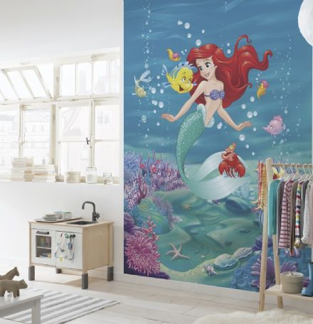 Wall mural wallpaper Ariel Disney Mermaid